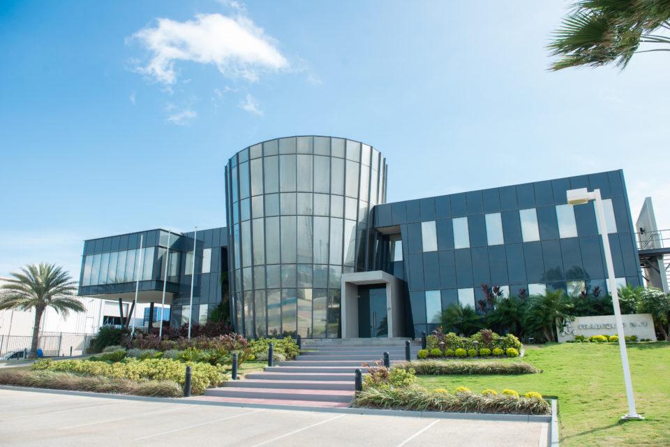 AGS Aluminum Building