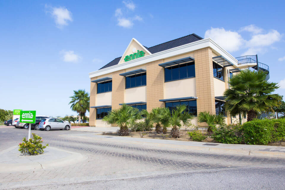 Aruba Bank Office Park
