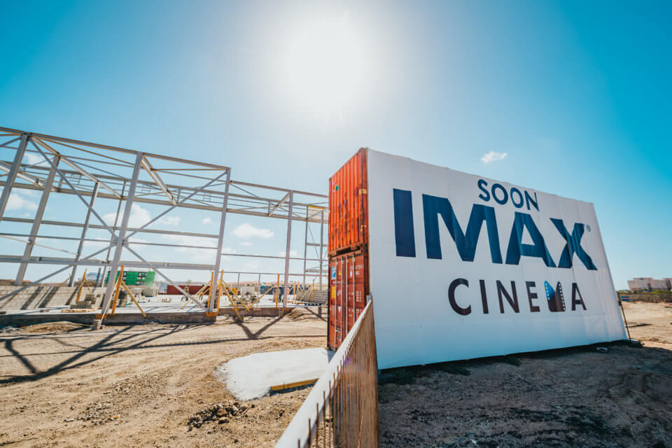 IMAX Foundation, Project in Progress